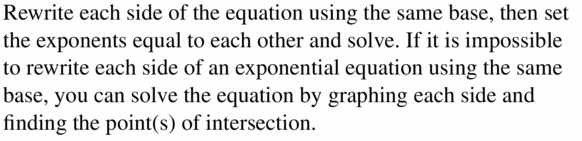 Big Ideas Math Algebra 1 Answers Chapter 6 Exponential Functions and Sequences 6.5 Question 1