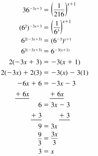 Big Ideas Math Algebra 1 Answers Chapter 6 Exponential Functions and Sequences 6.5 Question 17.1