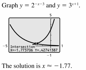 Big Ideas Math Algebra 1 Answers Chapter 6 Exponential Functions and Sequences 6.5 Question 35