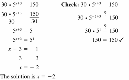 Big Ideas Math Algebra 1 Answers Chapter 6 Exponential Functions and Sequences 6.5 Question 37