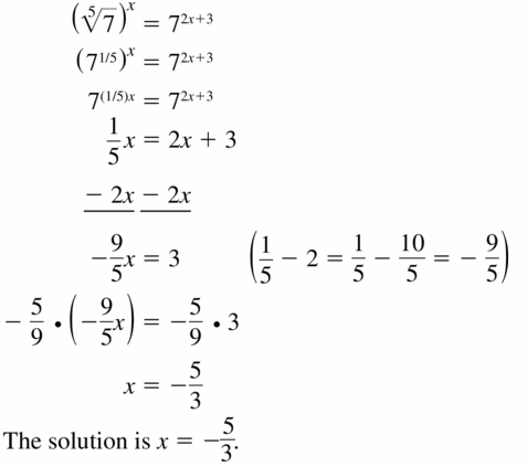 Big Ideas Math Algebra 1 Answers Chapter 6 Exponential Functions and Sequences 6.5 Question 55