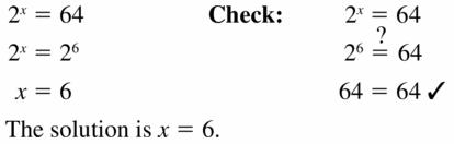 Big Ideas Math Algebra 1 Answers Chapter 6 Exponential Functions and Sequences 6.5 Question 7