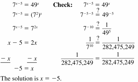 Big Ideas Math Algebra 1 Answers Chapter 6 Exponential Functions and Sequences 6.5 Question 9