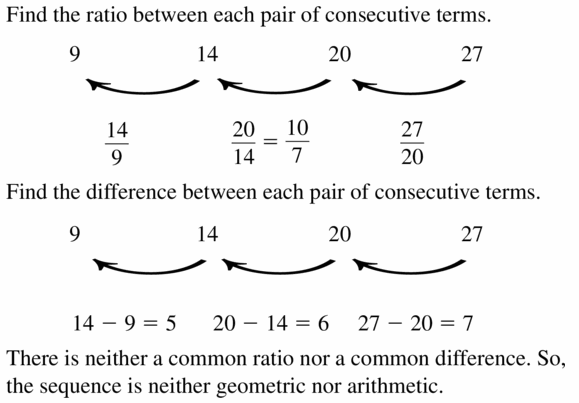 Big Ideas Math Algebra 1 Answers Chapter 6 Exponential Functions and Sequences 6.6 Question 11
