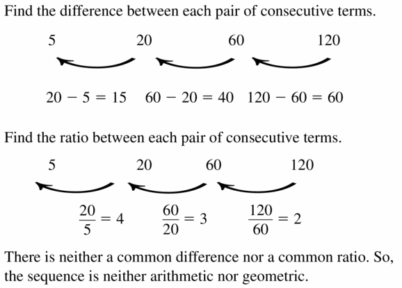 Big Ideas Math Algebra 1 Answers Chapter 6 Exponential Functions and Sequences 6.6 Question 17