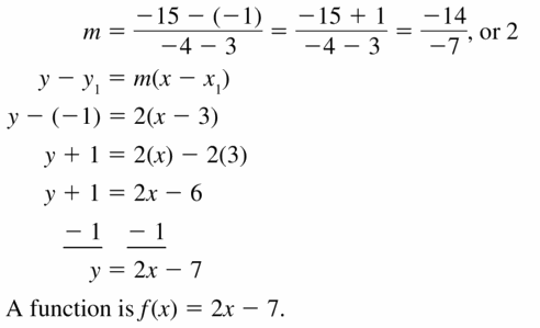 Big Ideas Math Algebra 1 Answers Chapter 6 Exponential Functions and Sequences 6.7 Question 67
