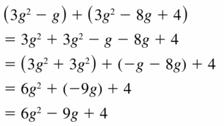 Big Ideas Math Algebra 1 Answers Chapter 7 Polynomial Equations and Factoring 7.1 Question 27