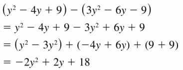 Big Ideas Math Algebra 1 Answers Chapter 7 Polynomial Equations and Factoring 7.1 Question 33