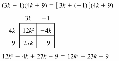 Big Ideas Math Algebra 1 Answers Chapter 7 Polynomial Equations and Factoring 7.2 Question 15