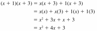 Big Ideas Math Algebra 1 Answers Chapter 7 Polynomial Equations and Factoring 7.2 Question 3