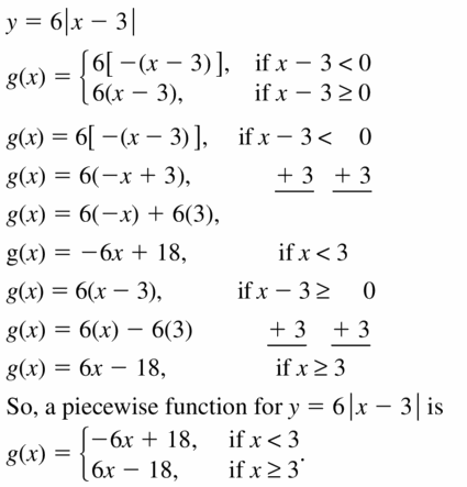 Big Ideas Math Algebra 1 Answers Chapter 7 Polynomial Equations and Factoring 7.2 Question 53