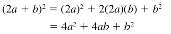 Big Ideas Math Algebra 1 Answers Chapter 7 Polynomial Equations and Factoring 7.3 Question 9