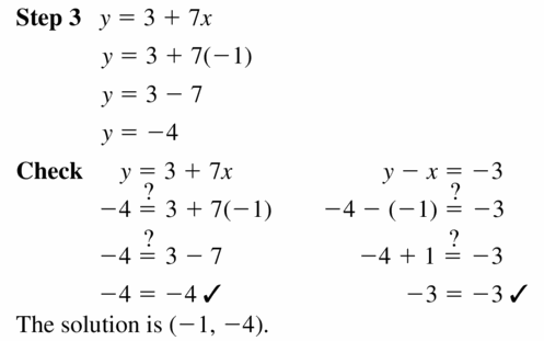 Big Ideas Math Algebra 1 Answers Chapter 7 Polynomial Equations and Factoring 7.6 Question 53.2