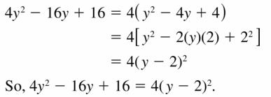 Big Ideas Math Algebra 1 Answers Chapter 7 Polynomial Equations and Factoring 7.7 Question 37