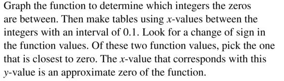 Big Ideas Math Algebra 1 Answers Chapter 9 Solving Quadratic Equations 9.2 a 57