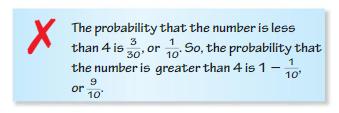 Big Ideas Math Algebra 2 Answer Key Chapter 10 Probability 10.1 9