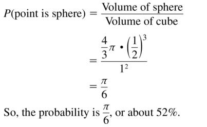 Big Ideas Math Algebra 2 Answer Key Chapter 10 Probability 10.1 a 25