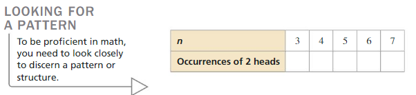 Big Ideas Math Algebra 2 Answer Key Chapter 10 Probability 10.6 2