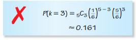 Big Ideas Math Algebra 2 Answer Key Chapter 10 Probability 10.6 7