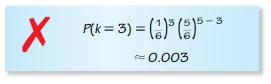 Big Ideas Math Algebra 2 Answer Key Chapter 10 Probability 10.6 8