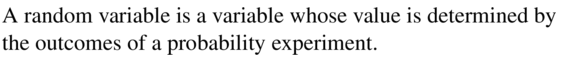 Big Ideas Math Algebra 2 Answer Key Chapter 10 Probability 10.6 a 1