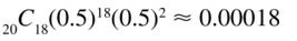 Big Ideas Math Algebra 2 Answer Key Chapter 10 Probability 10.6 a 11