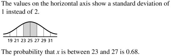 Big Ideas Math Algebra 2 Answer Key Chapter 11 Data Analysis and Statistics 11.1 a 21