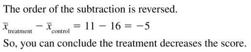 Big Ideas Math Algebra 2 Answer Key Chapter 11 Data Analysis and Statistics 11.6 a 5