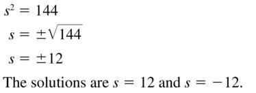 Big Ideas Math Algebra 2 Answer Key Chapter 3 Quadratic Equations and Complex Numbers 3.1 a 13
