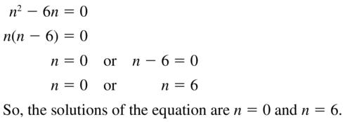 Big Ideas Math Algebra 2 Answer Key Chapter 3 Quadratic Equations and Complex Numbers 3.1 a 31