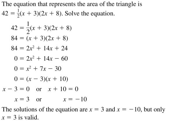 Big Ideas Math Algebra 2 Answer Key Chapter 3 Quadratic Equations and Complex Numbers 3.1 a 37