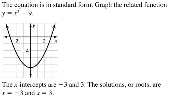 Big Ideas Math Algebra 2 Answer Key Chapter 3 Quadratic Equations and Complex Numbers 3.1 a 5