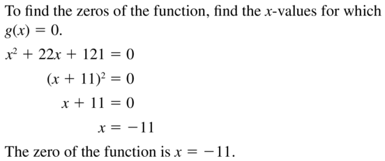 Big Ideas Math Algebra 2 Answer Key Chapter 3 Quadratic Equations and Complex Numbers 3.1 a 53
