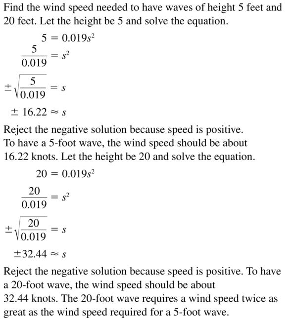 Big Ideas Math Algebra 2 Answer Key Chapter 3 Quadratic Equations and Complex Numbers 3.1 a 63