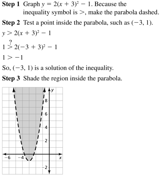Big Ideas Math Algebra 2 Answer Key Chapter 3 Quadratic Equations and Complex Numbers 3.6 a 13