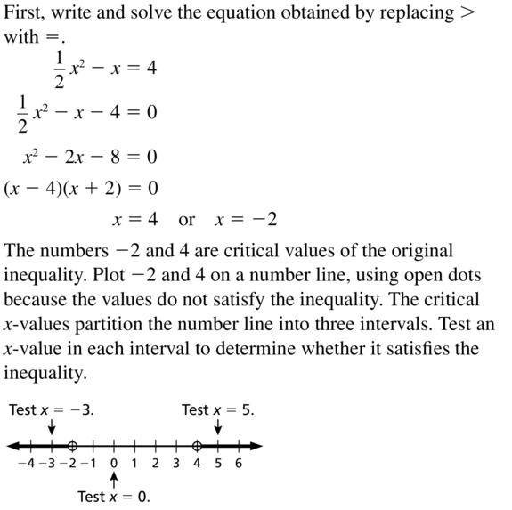 Big Ideas Math Algebra 2 Answer Key Chapter 3 Quadratic Equations and Complex Numbers 3.6 a 33.1