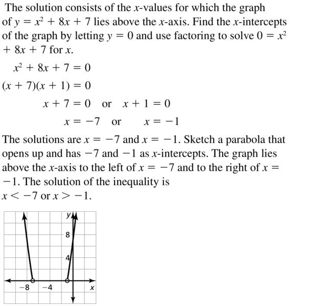 Big Ideas Math Algebra 2 Answer Key Chapter 3 Quadratic Equations and Complex Numbers 3.6 a 37