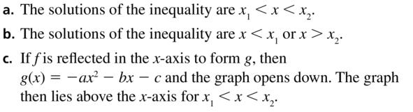 Big Ideas Math Algebra 2 Answer Key Chapter 3 Quadratic Equations and Complex Numbers 3.6 a 43