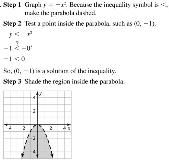 Big Ideas Math Algebra 2 Answer Key Chapter 3 Quadratic Equations and Complex Numbers 3.6 a 7