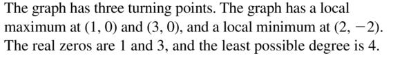 Big Ideas Math Algebra 2 Answer Key Chapter 4 Polynomial Functions 4.8 a 33