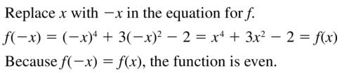 Big Ideas Math Algebra 2 Answer Key Chapter 4 Polynomial Functions 4.8 a 41