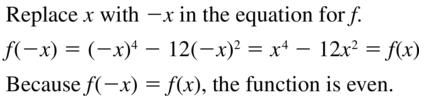 Big Ideas Math Algebra 2 Answer Key Chapter 4 Polynomial Functions 4.8 a 45