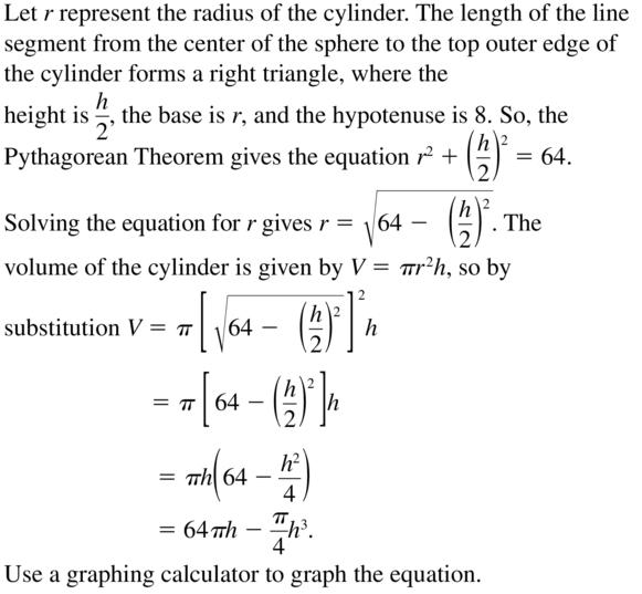 Big Ideas Math Algebra 2 Answer Key Chapter 4 Polynomial Functions 4.8 a 55.1