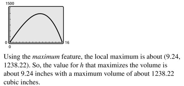 Big Ideas Math Algebra 2 Answer Key Chapter 4 Polynomial Functions 4.8 a 55.2
