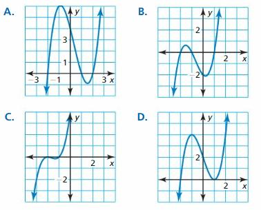 Big Ideas Math Algebra 2 Answer Key Chapter 4 Polynomial Functions 95