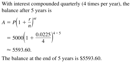 Big Ideas Math Algebra 2 Answer Key Chapter 6 Exponential and Logarithmic Functions 6.1 a 37