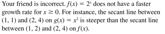Big Ideas Math Algebra 2 Answer Key Chapter 6 Exponential and Logarithmic Functions 6.1 a 47
