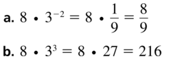 Big Ideas Math Algebra 2 Answer Key Chapter 6 Exponential and Logarithmic Functions 6.1 a 5