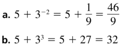 Big Ideas Math Algebra 2 Answer Key Chapter 6 Exponential and Logarithmic Functions 6.1 a 7