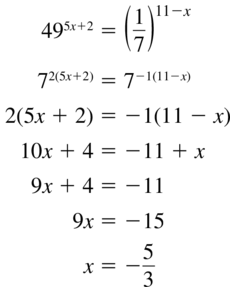 Big Ideas Math Algebra 2 Answer Key Chapter 6 Exponential and Logarithmic Functions 6.6 a 11